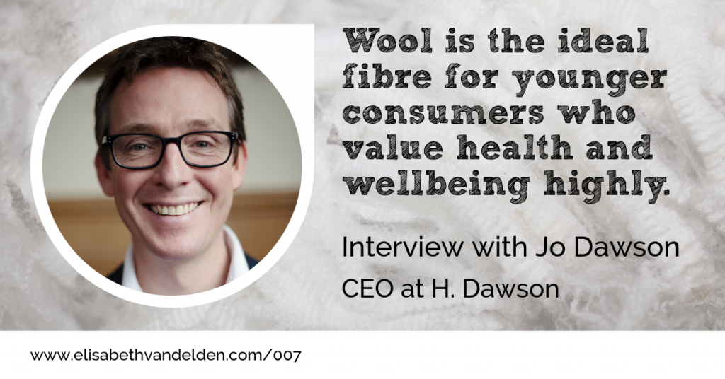 Wool Academy Podcast with Jo Dawson