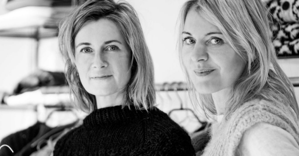 Gudrun and Gudrun Guest on the Wool Academy Podcast